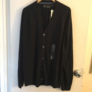 Weatherproof black sweater size XL